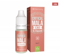 Harmony Critical Mala CBD E-Liquid, 10ml